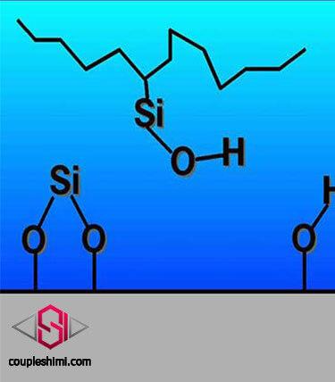 فرمول شیمیایی نانو آبگریز کننده